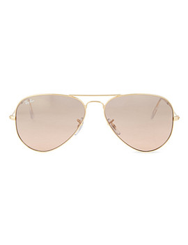 Original Aviator Metal Frame Sunglasses Rb3025 58 by Ray Ban