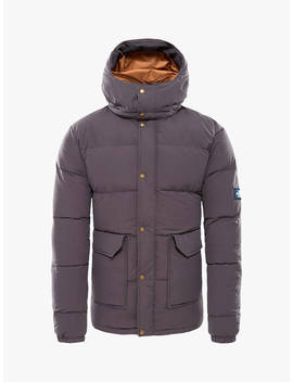 The North Face Sierra Pack Men's Jacket, Weathered Black by The North Face