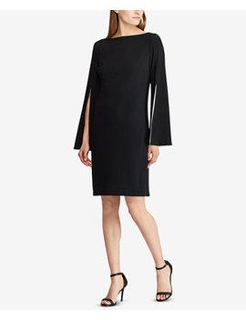 Split Sleeve Dress by Lauren Ralph Lauren