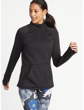built-in-warm-1_4-zip-pullover-for-women by old-navy