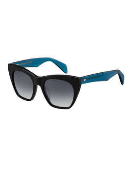 Cat Eye Acetate Sunglasses by Rag & Bone