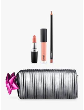 Mac Shiny Pretty Things Goody Bag   Nude Lips by Mac