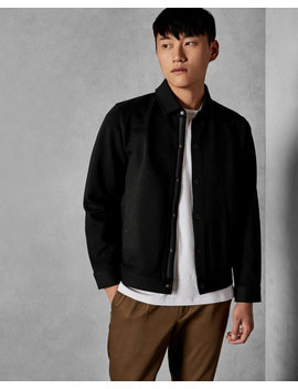 Twill Jacket by Ted Baker