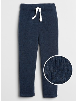 Pull On Sweater Pants by Gap