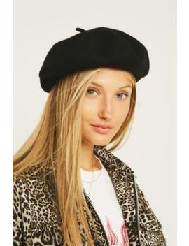 Uo   Béret En Laine by Urban Outfitters