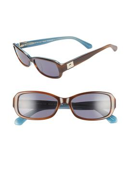 Paxton2 53mm Polarized Sunglasses by Kate Spade New York