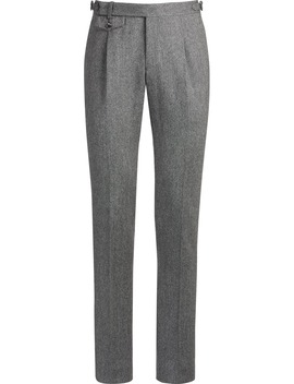 Grey Trousers by Suitsupply