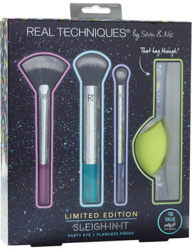 sleigh-in-it-party-eye-+-flawless-finish-kit by real-techniques