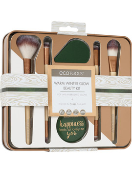 Online Only Warm Winter Glow Beauty Kit by Eco Tools
