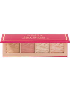 Stay Cheeky Highlighter, Blush, Bronzer Palette by Ulta