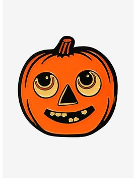 Beistle Jack O Lantern Enamel Pin by Box Lunch