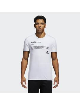 Spida Definition Tee by Adidas