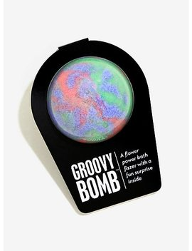 Da Bomb Bath Fizzers Groovy Bomb by Box Lunch