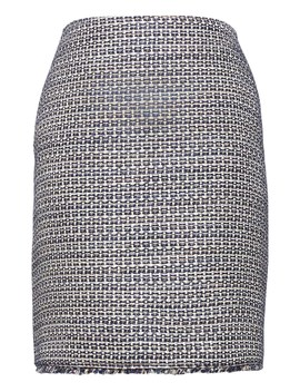 Italian Tweed Mini Skirt by Banana Repbulic