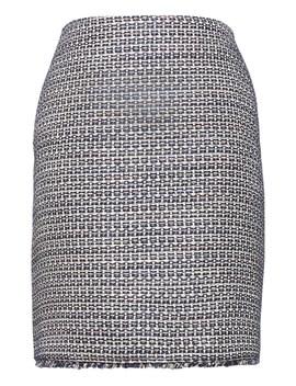 Italian Tweed Mini Skirt by Banana Repbulic