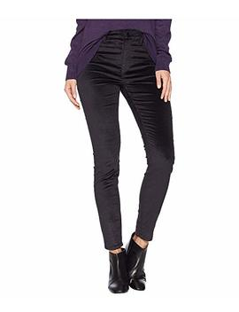 Barbara High Waist Skinny Jeans In Granite by Hudson