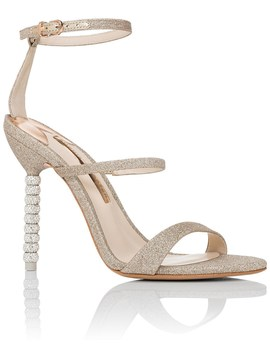 Rosalind Crystal Sandal 100 by Sophia Webster