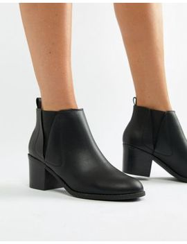 Office Heeled Chelsea Boots by Office