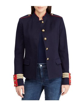 Officer's Jacket by Lauren Ralph Lauren