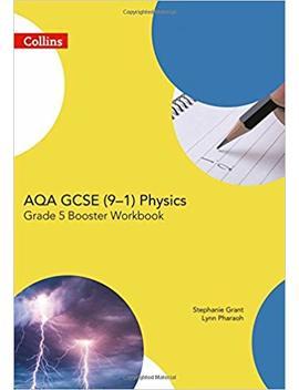 Aqa Gcse Physics 9 1 Grade 5 Booster Workbook (Gcse Science 9 1) by Amazon