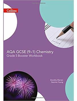 Aqa Gcse Chemistry 9 1 Grade 5 Booster Workbook (Gcse Science 9 1) by Amazon