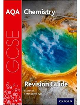 Aqa Gcse Chemistry Revision Guide by Amazon