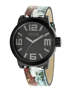 Men's Quartz Sport Watch, 48mm by Kenneth Cole Reaction