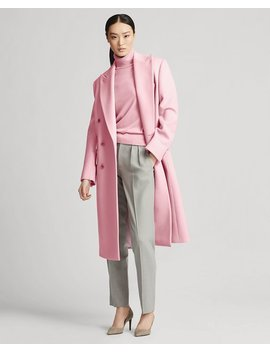 Brendan Wool Coat by Ralph Lauren