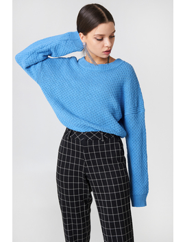 Lina O N Sweater by Samsoe & Samsoe