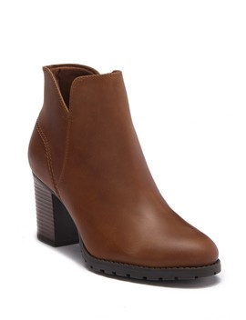 Verona Trish Leather Boot by Clarks