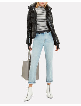 Isabel Oversized Puffer Jacket by Sam