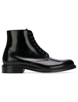 Lace Up Boots by Saint Laurent
