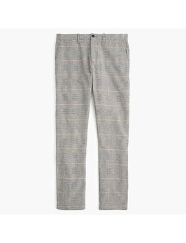 770 Straight Fit Pant In Brushed Cotton Twill by J.Crew