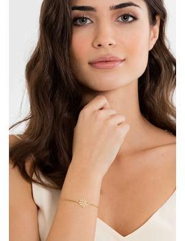 Fatimas Hand   Armband   Gold by Thomas Sabo