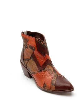 Last Call Patchwork Bootie by Matisse