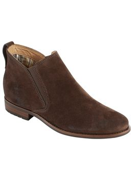 Women's Westport Ankle Boots, Oiled Suede by L.L.Bean