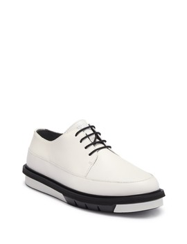 Mateo Leather Flatform Derby by Camper