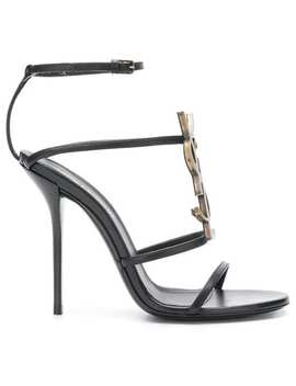 Cassandra 110 Sandals by Saint Laurent