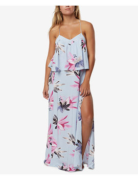 Juniors' Milly Popover Slit Maxi Dress by O'neill