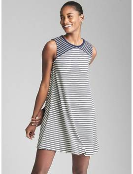 Softspun Cutout Tank Dress by Gap