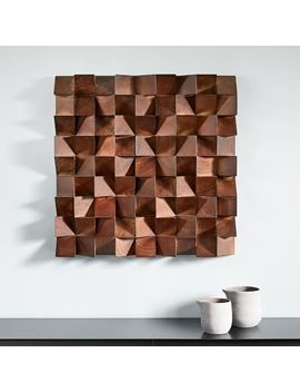 Cubic Collage Wall Art by West Elm