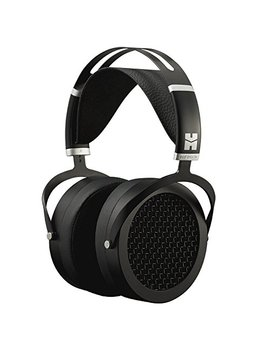 Hifiman Sundara Over Ear Full Size Planar Magnetic Headphones (Black) With High Fidelity Design,Easy To Drive By I Phone /Android,Studio by Hifiman