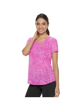 Women's Tek Gear® Short Sleeve Tee by Tek Gear
