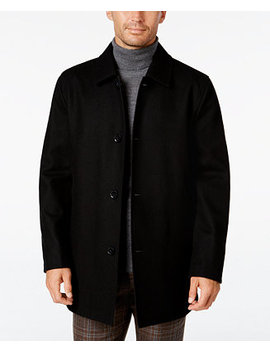 Men's Reversible Car Coat by Cole Haan