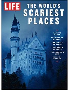 Life The World's Scariest Places by Amazon