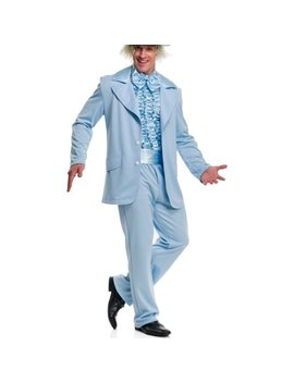 Mens Funny Tuxedo Costume by Halloween