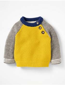 Hotchpotch Knitted Sweater by Boden
