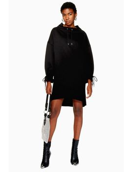 Oversized Sweatshirt Dress by Topshop