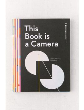 This Book Is A Camera by Urban Outfitters