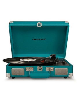 Crosley Cruiser Deluxe Turntable by Bed Bath And Beyond